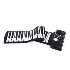 61 Keys Silicone Roll Up Piano