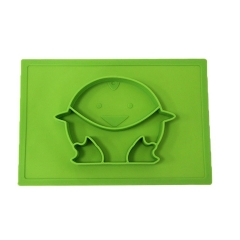 Silicone Kids Suction Plate
