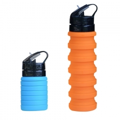 Silicone Sports Folding Cup